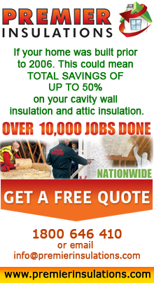 BER Insulation Company Kilkenny